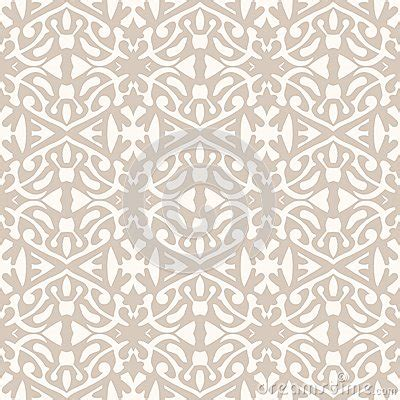 simple elegant lace pattern  art deco style stock