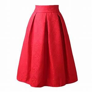 Women Work Skirts  Lastest Red Women Work Skirts Photo u2013 playzoa.com