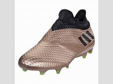 adidas Messi 16+ Pure Agility FG Copper Soccer