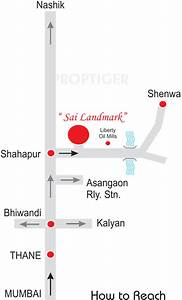 Sri Sai Landmark in Shahapur, Mumbai - Price, Location Map ...