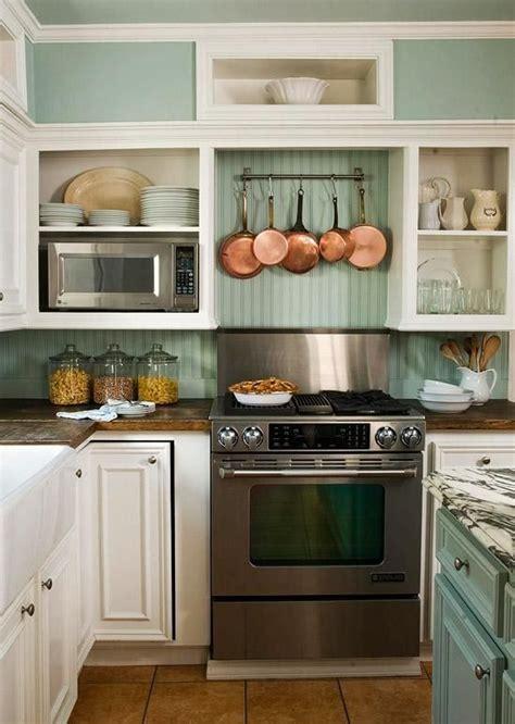 cottage kitchen backsplash ideas painted wood panels 9 ways to dress up your walls 5905