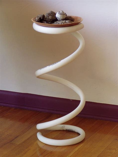 pvc pipe plant stand woodworking projects plans