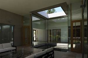 Simple, Yet, Beautiful, Chile, House, Design