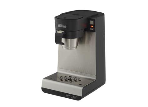 Bunn My Café Mcu Zoku Iced Coffee Maker Video Burr Grinder Home Use Nesco Professional Greek Best Buy Williams Sonoma Ireland Walmart
