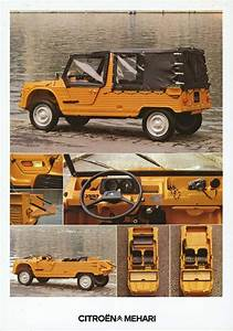 Citroën Mehari : the fantastic citroen mehari pages ~ Gottalentnigeria.com Avis de Voitures