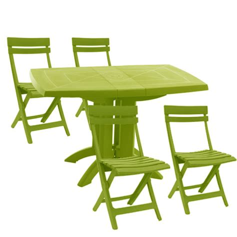 chaise de jardin verte emejing table de jardin grosfillex pliable pictures