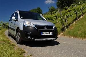 Peugeot Partner Tepee Outdoor : peugeot partner tepee outdoor 1 6 bluehdi tests ~ Gottalentnigeria.com Avis de Voitures
