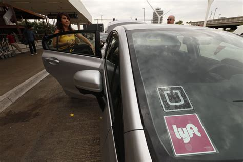 The Cpuc Is Considering Car Rental Limits For Uber, Lyft