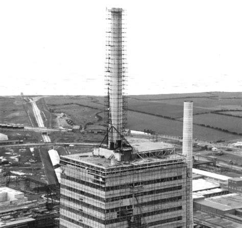 sellafield plans chimney deconstruction