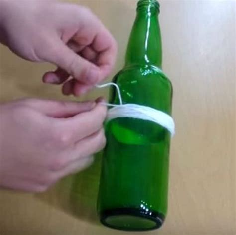 easy ways  cut drill holes  glass bottles