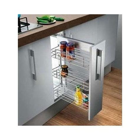 pull out baskets for kitchen cabinets kitchen pull out basket at rs 3500 guindy