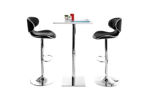 table haute avec tabouret pour cuisine tabouret pour table haute cuisine en image