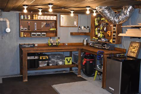 basement workshop ryobi nation projects