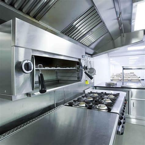 cuisine industrielle inox réalisation cuisine professionnelle inox restaurant hôtel