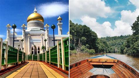 reasons  visit brunei   long weekend