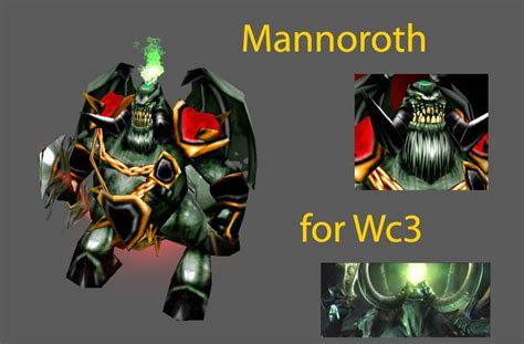 Mannoroth Pit Lord Addon