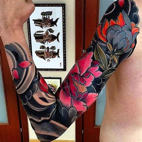 Tatouage Japonais Soleil Levant Printablehd