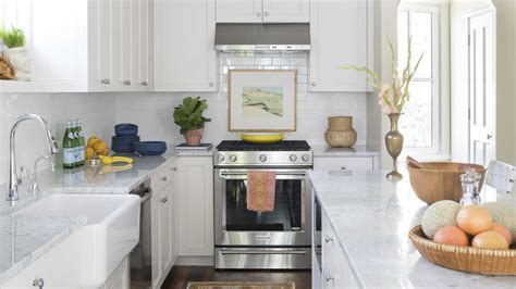 The Kitchen  Kiawah Island Home Makeover  Southern Living