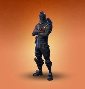 TIER 2 Black Knight Ginger Gunner Aerial Assault Tr