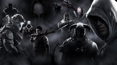 games mix hd wallpaper background image  id