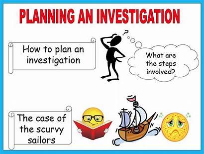 Investigation Science Planning Lesson Entrepreneurs Teacher Grade