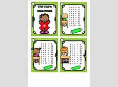 Tabuada chaveiro 2 EM PDF Atividades Pedagogica Suzano
