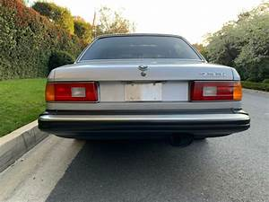 Awesome Bmw 733i E23 Rare 5 Speed Manual Classic