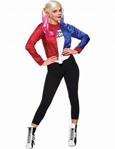Harley Quinn Kostm Suicide Squad Kostme Fr