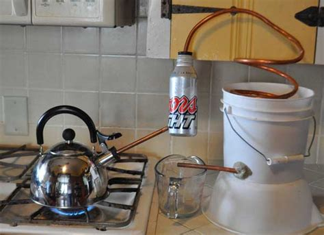 How To Make Your Own Tea Kettle Essential Oil Distiller