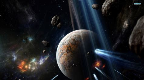 1920X1080 Asteroid Meteor Hitting Earth (page 3) - Pics ...
