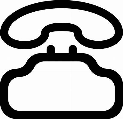 Office Telephone Icon Svg Onlinewebfonts Cdr Eps