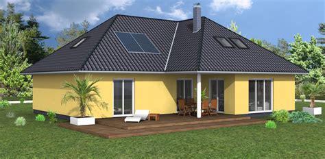 Bungalow Mit Ausgebautem Dach by Winkelbungalow 125 M 178 Mit Dg Ausbau Amex Hausbau Gmbh