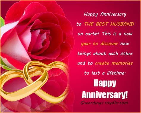 wedding anniversary messages  husband