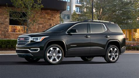 Gmc Picture by Choose Your 2019 Gmc Acadia Gmc Canada