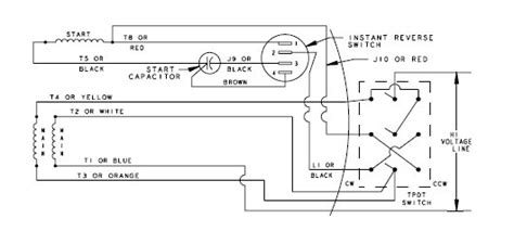 wire   teco motor ecn electrical
