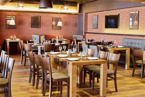 restaurante de estilo industrial  ladrillo visto fotos