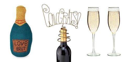 11 Best Engagement Party Gift Ideas for Couples Cute