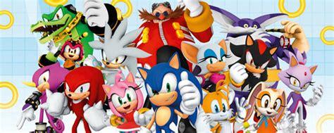 Sonic The Hedgehog Franchise