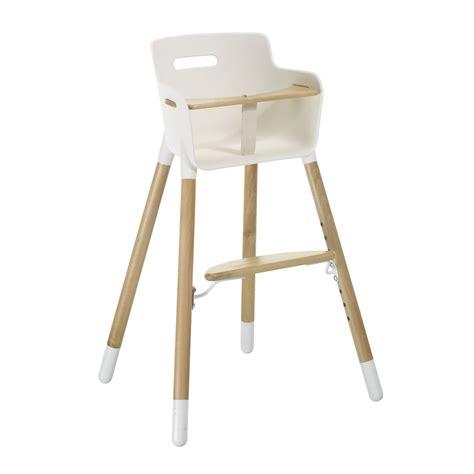 chaise haute bois bébé chaise haute pour enfant