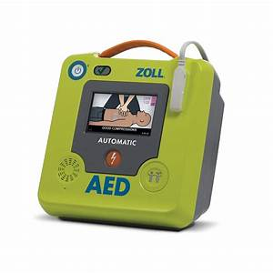 Zoll Aed 3 Bls With Real Cpr Help