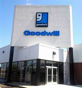 Goodwill Store,... Goodwill