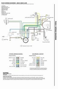 Image Puch Wiring