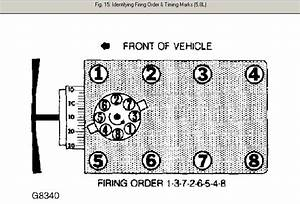 What Is The Firing Order Of A 1993 F150 5 8 Liter Engine I Need Diagram To Show Order At Engine