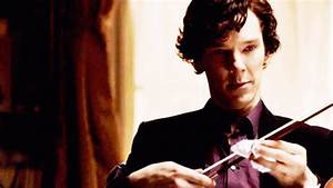 Happy Sherlock Holmes GIF - Find & Share on GIPHY