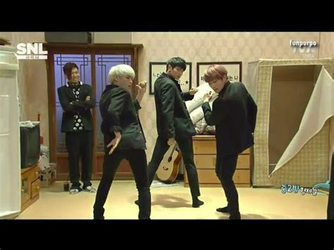 [eng] 150530 Shinee Snl Korea  [the Ill Brothers] Part 2