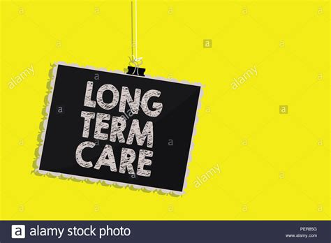 Long Term Care Stock Photos & Long Term Care Stock Images