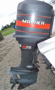 Mercury Mariner Outboard 115    135    150    175 Optimax