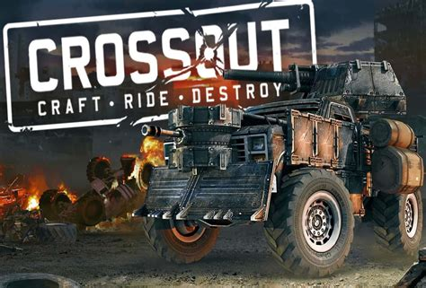 Crossout free games pc download