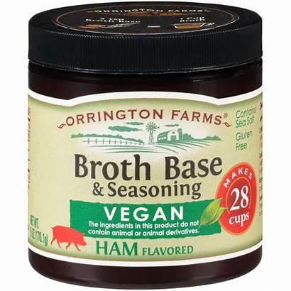 Ham Base Vegan Orrington Farms Flavored Broth