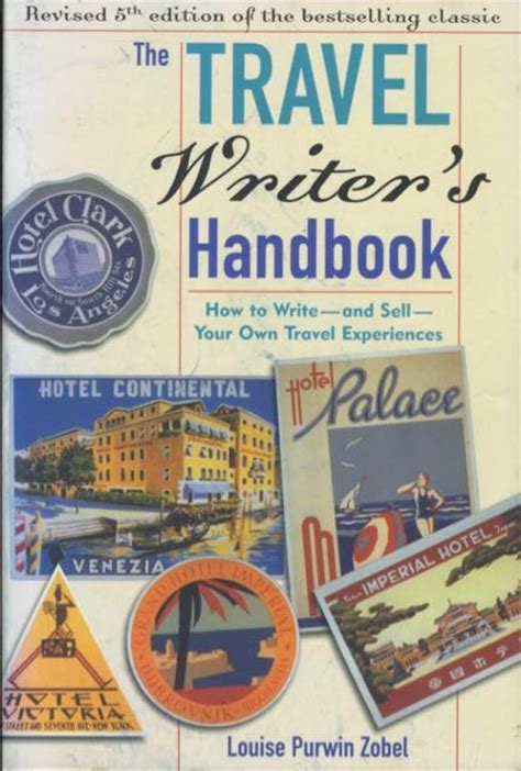 top 4 travel writing books for pitching selling and